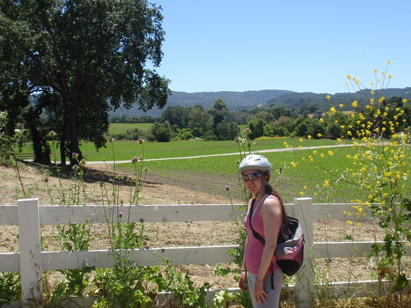 A scenic bike ride through Wine Country in Paso Robles