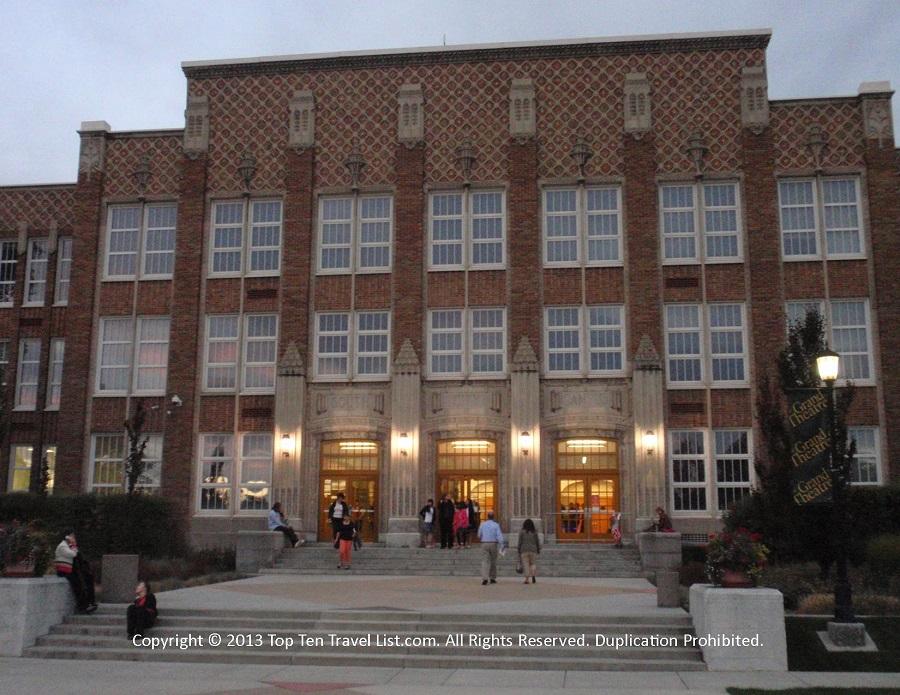 Salt Lake City Community College - The Grand Theater - Utah