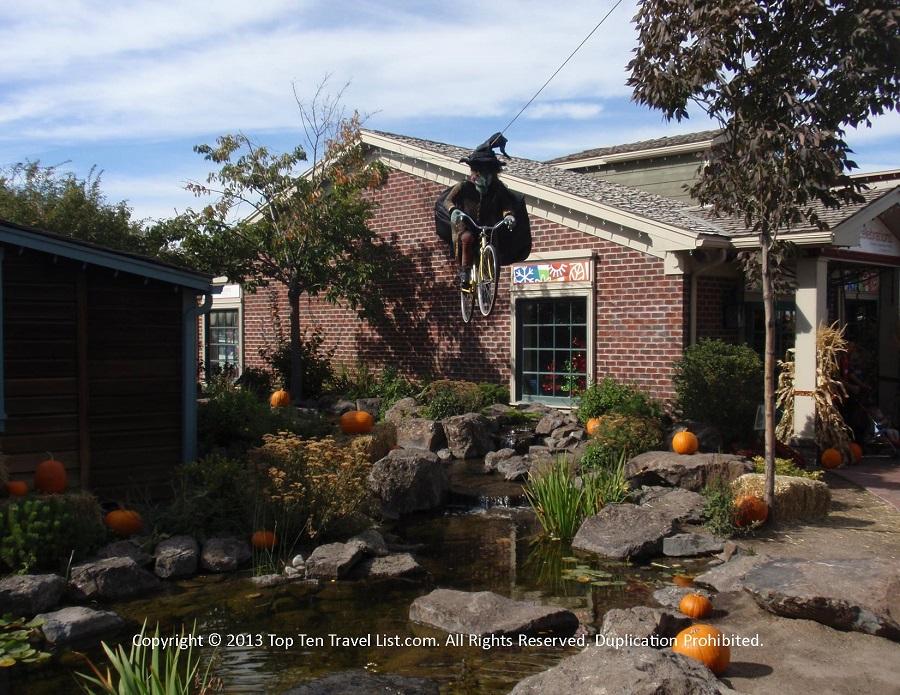 Gardner Village - West Jordan, Utah - Halloween