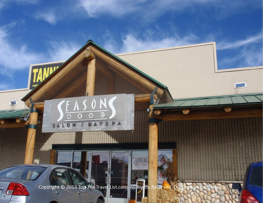 Seasons Day Spa and Salon in Orem, Utah