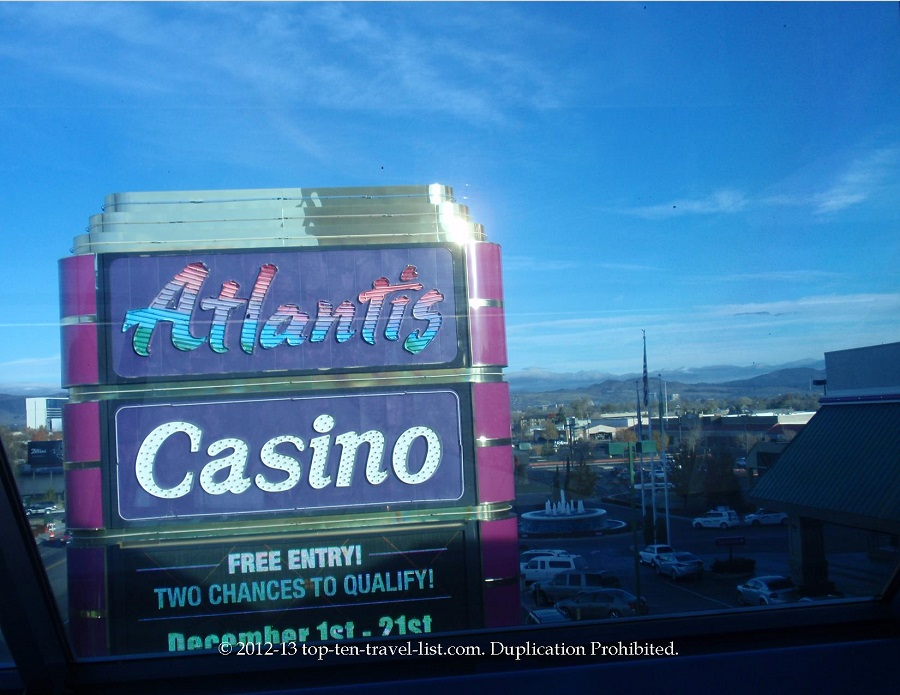 Atlantis Casino in Reno, NV