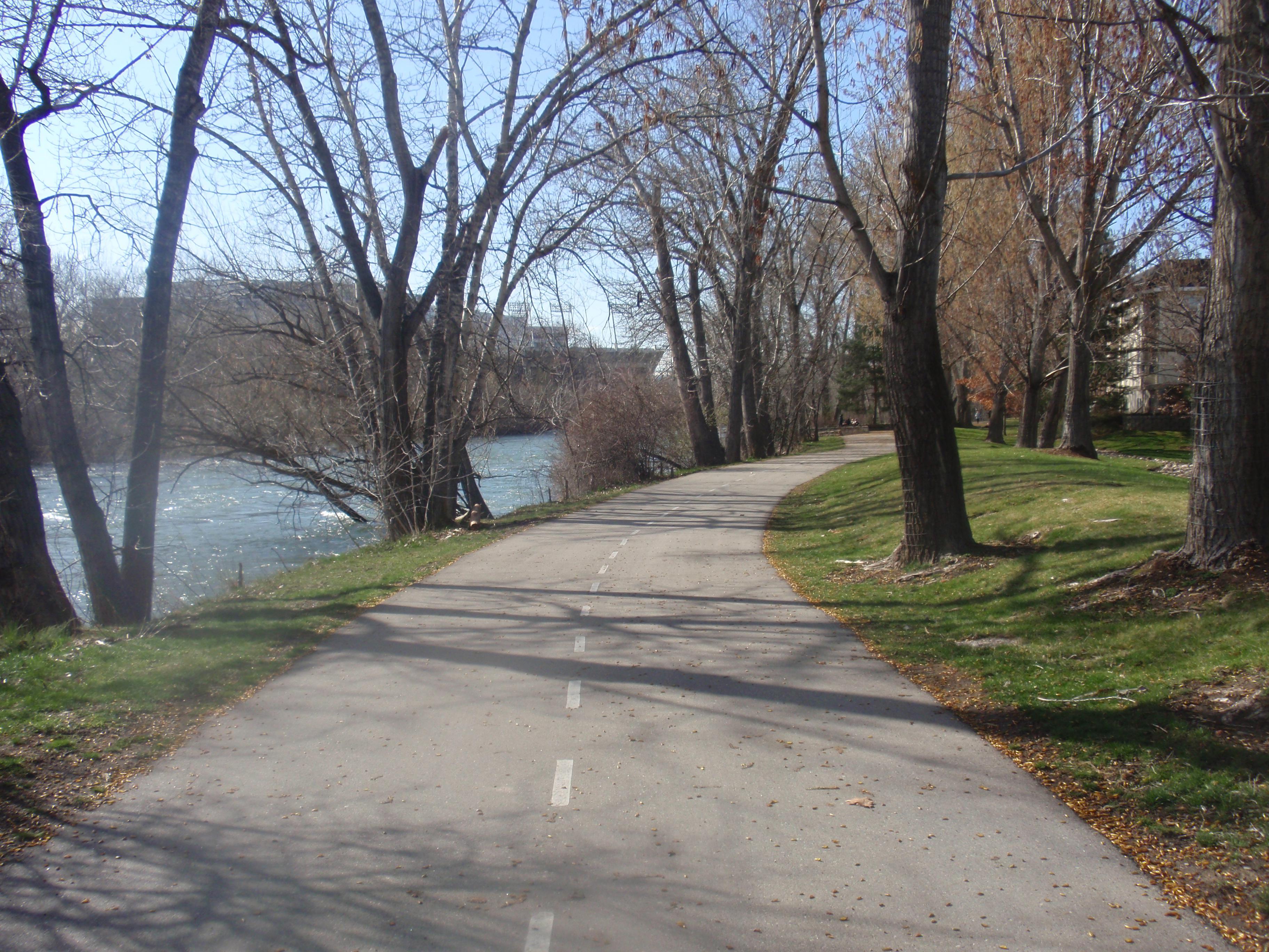 Boise Bike Path