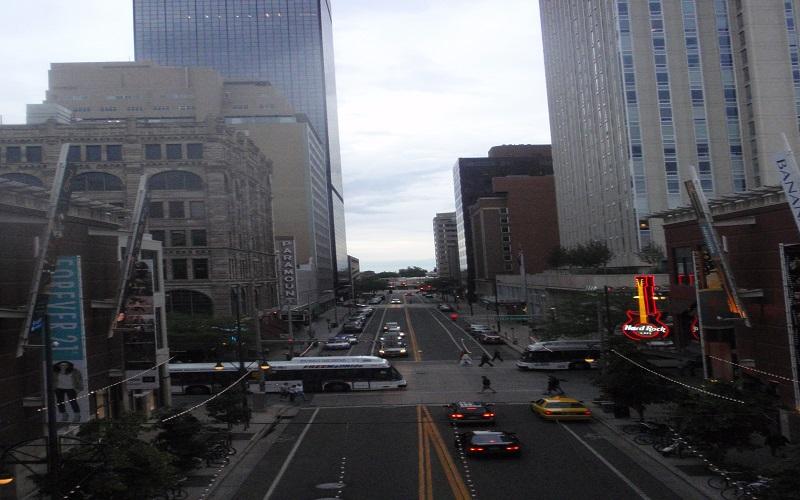 16th Street Mall - Denver