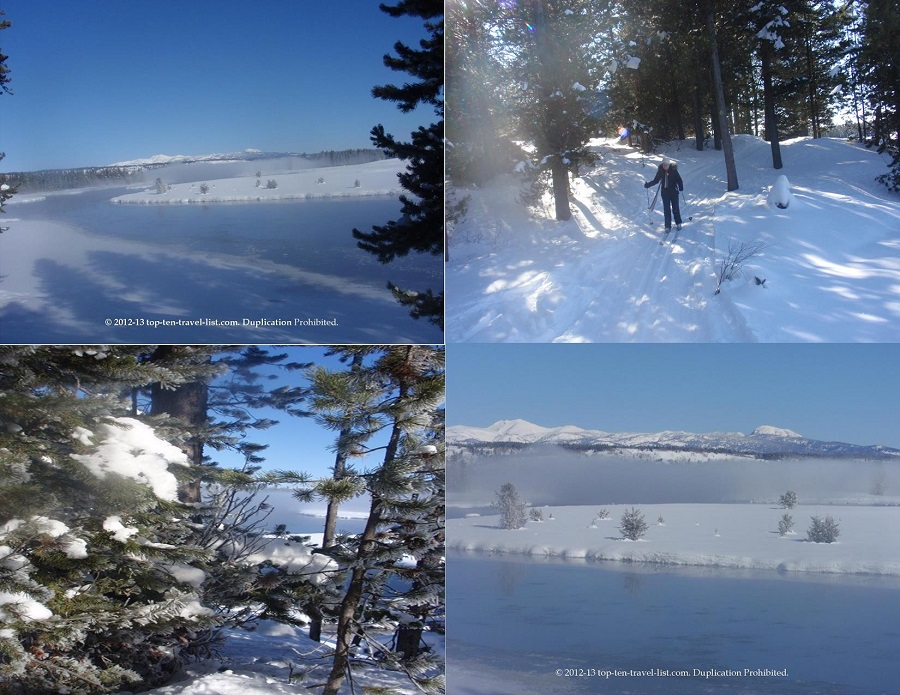 Island Park, Idaho Winter Activities