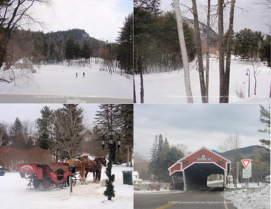 Jackson, New Hampshire Winter Activities