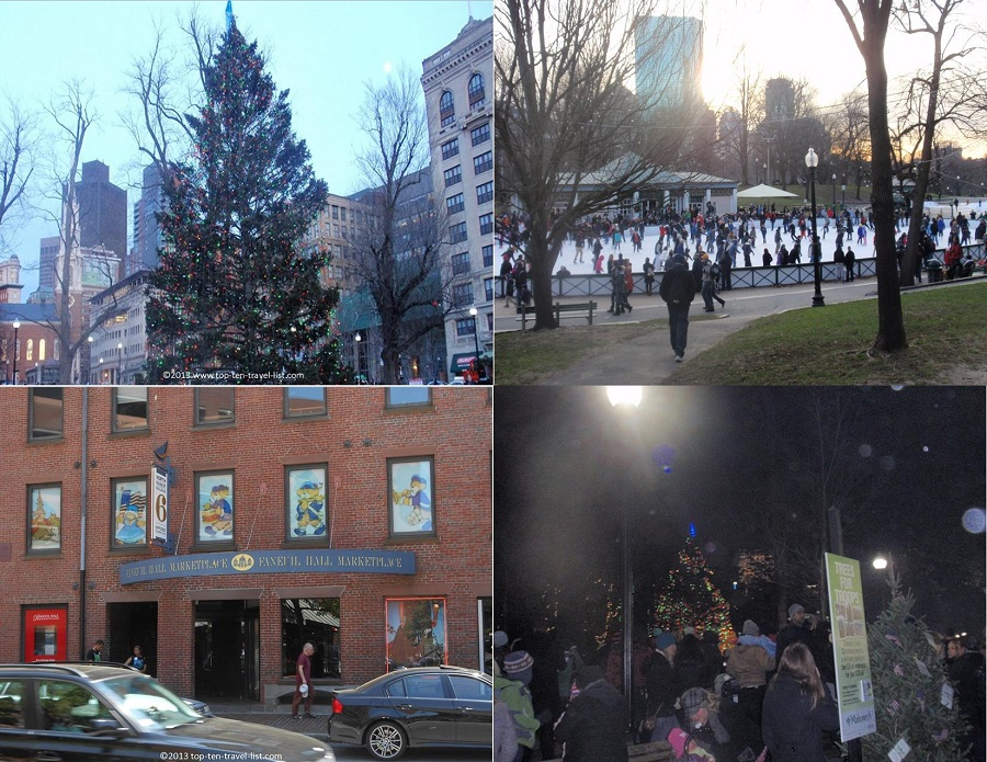 Boston Winter Activities