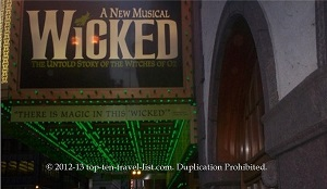 Wicked at The Chicago Theater