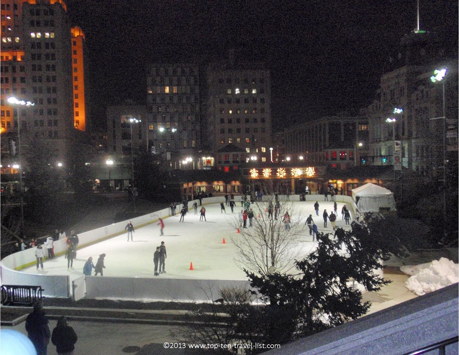 Providence Ice Rink