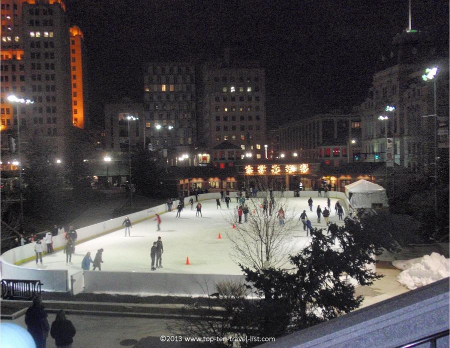 Providence Ice Rink