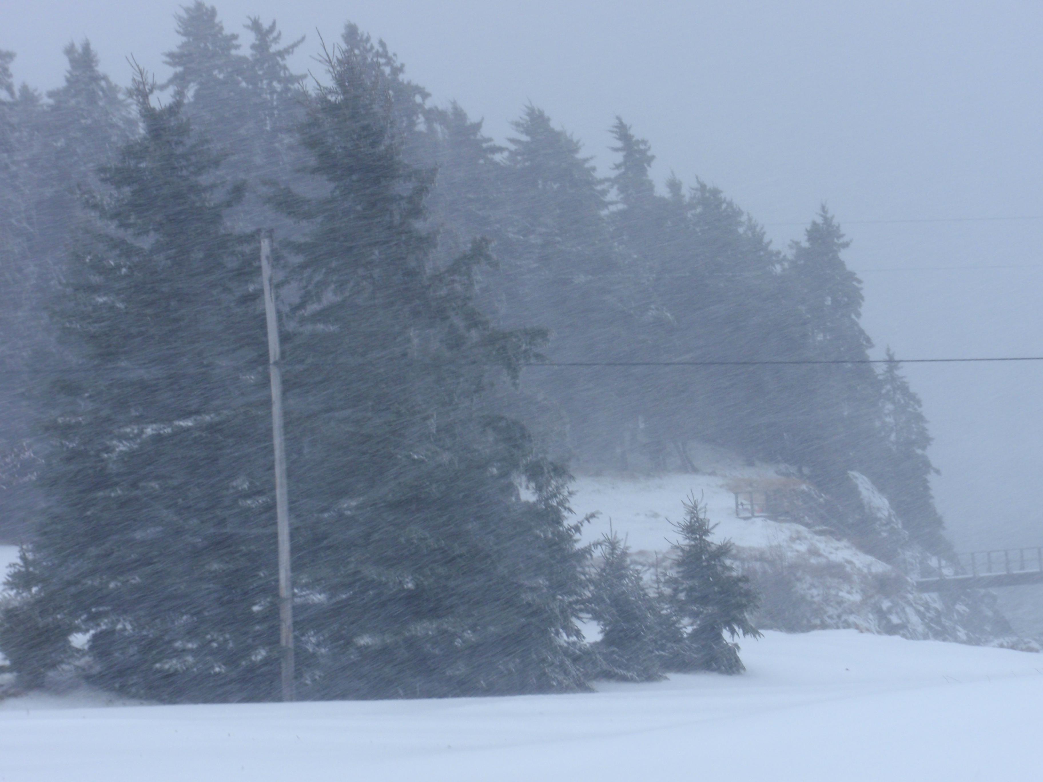 Maine Snowstorm