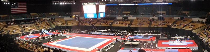 American Cup DCU Center