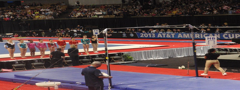 American Cup Competitors - Women