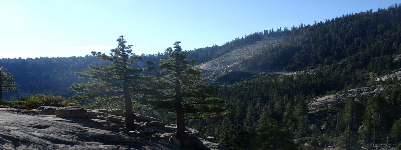 Emerald Bay hike