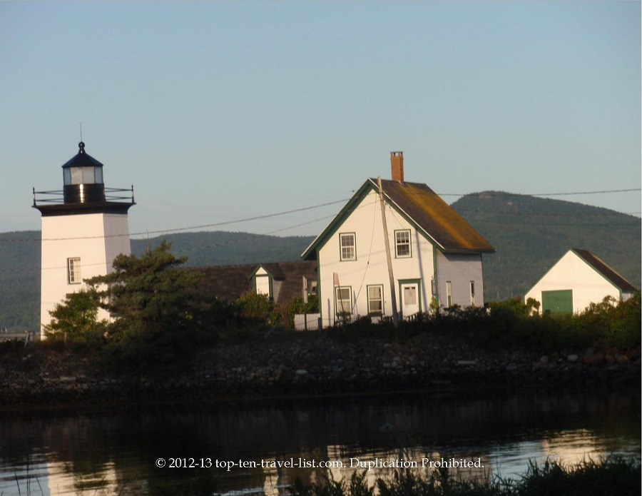 Islesboro Island Lighthouse