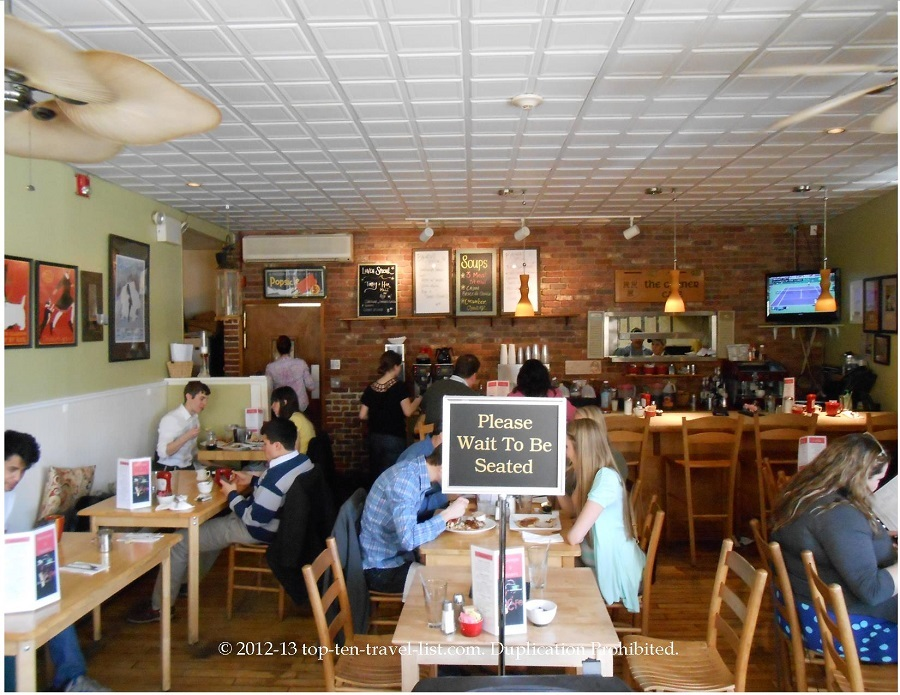 Corner Cafe - Newport