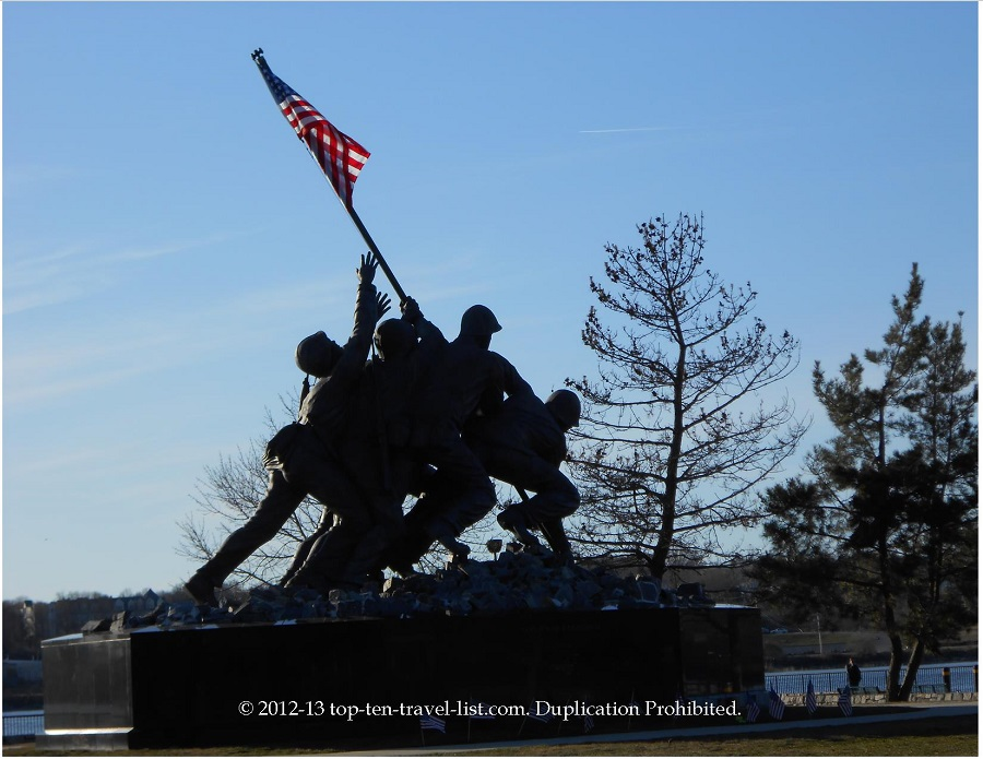 World War II Memorial - Fall River Heritage State Park