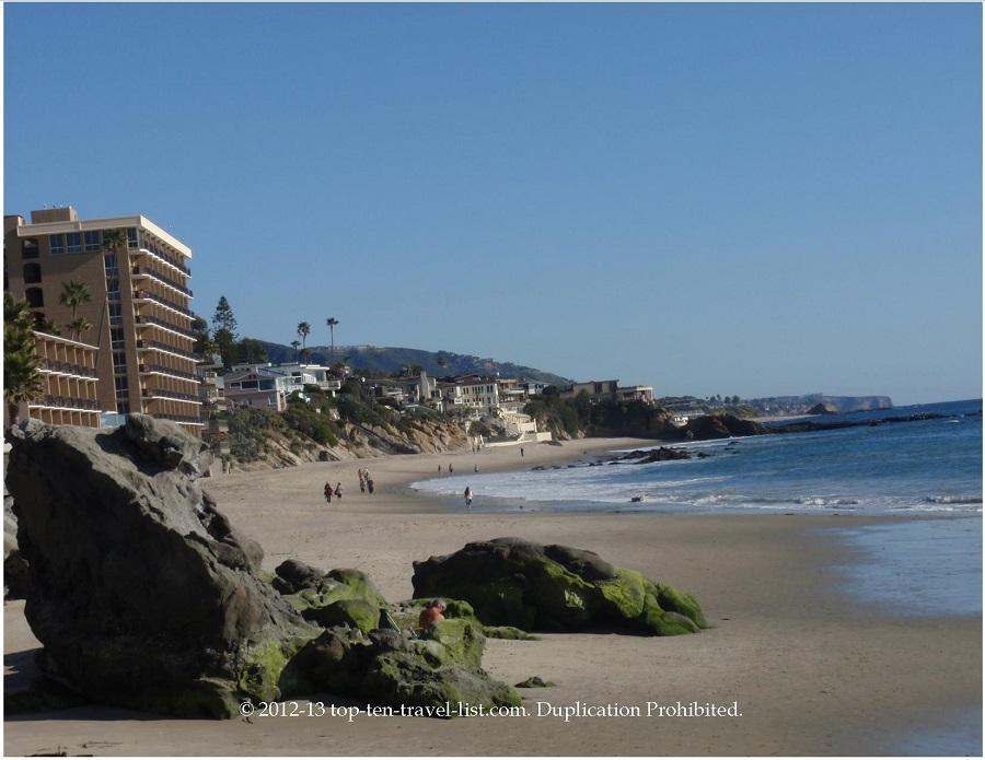 How Far Is Laguna Beach From Hollywood