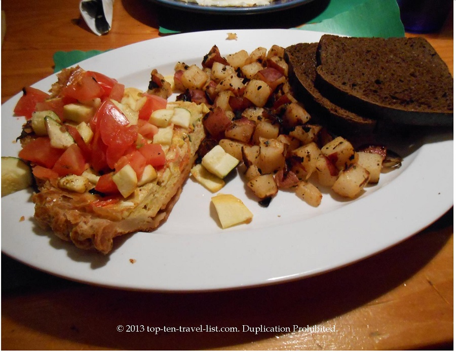 Persy's Place - Middleboro, MA - New England Harvest Quiche