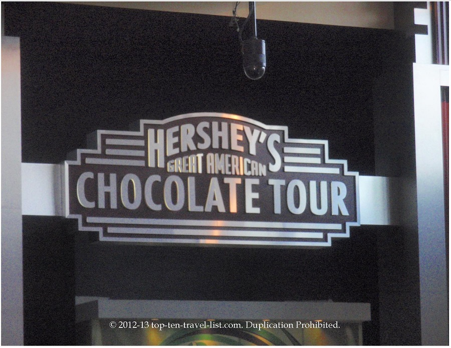 Hershey Chocolate Tour
