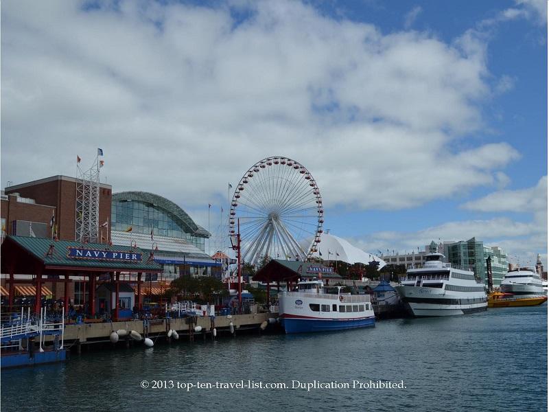 Navy Pier in Chicago, IL