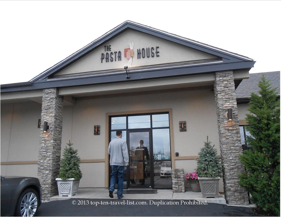 The Pasta House   Fairhaven, MA