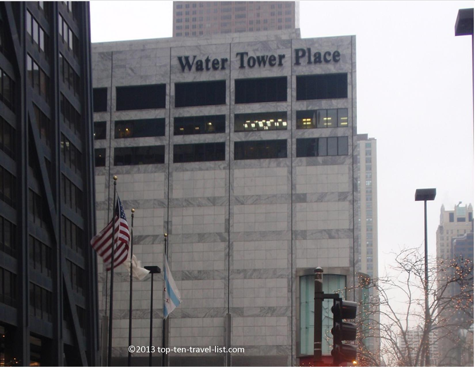Water Tower Place Chicago