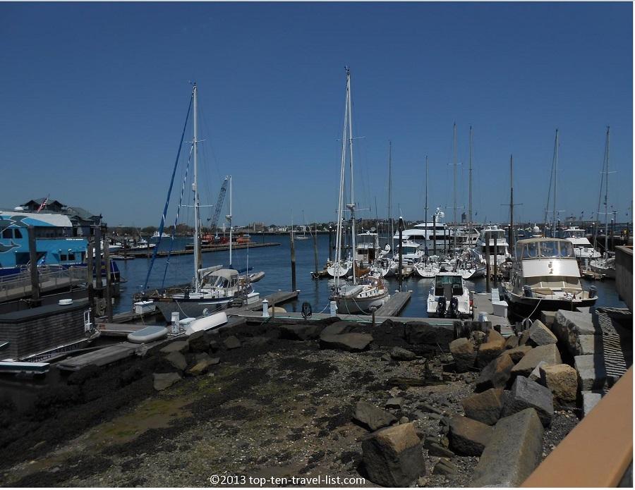 Long Wharf - Boston, Massachusetts