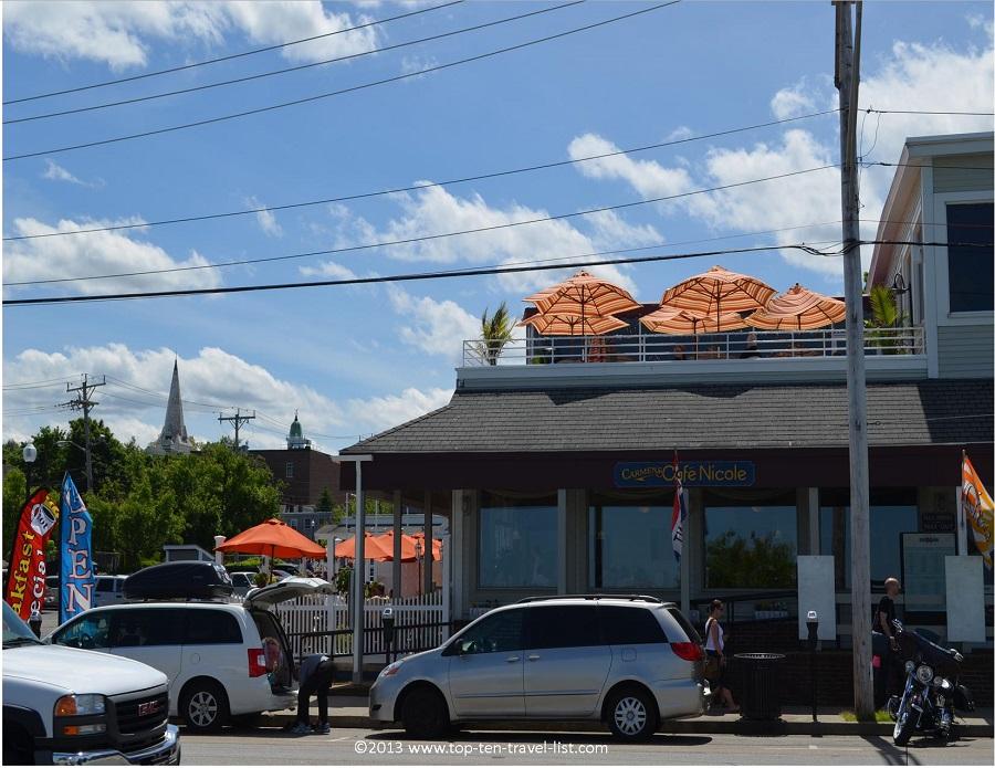 Carmen's Cafe Nicole - Plymouth, MA