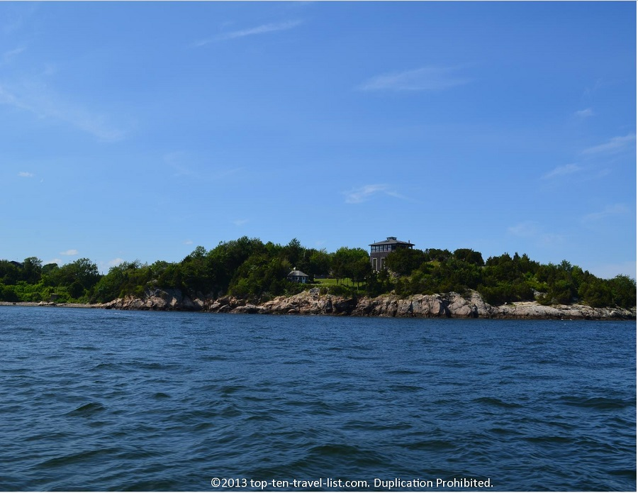 Cruise views - Gansett Cruises - Newport, Rhode Island