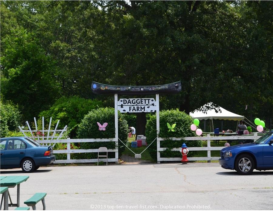 Daggett Farm - Slater Memorial Park - Pawtucket, Rhode Island