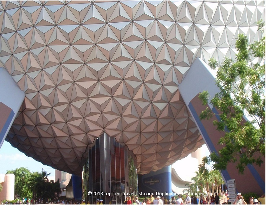 Epcot - Walt Disney World - Orlando, Florida