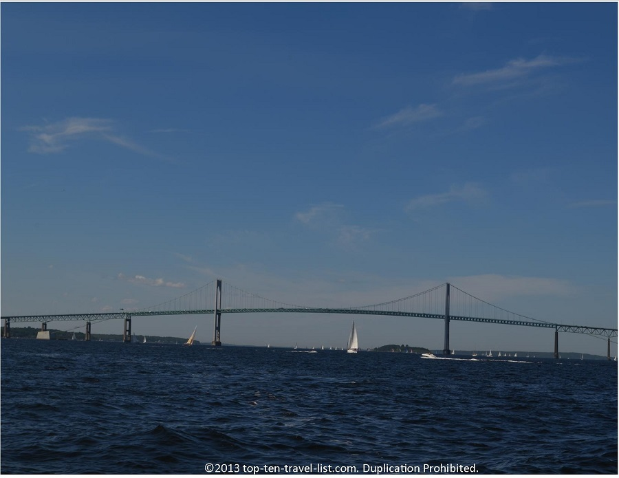 Jamestown, Rhode Island bridge