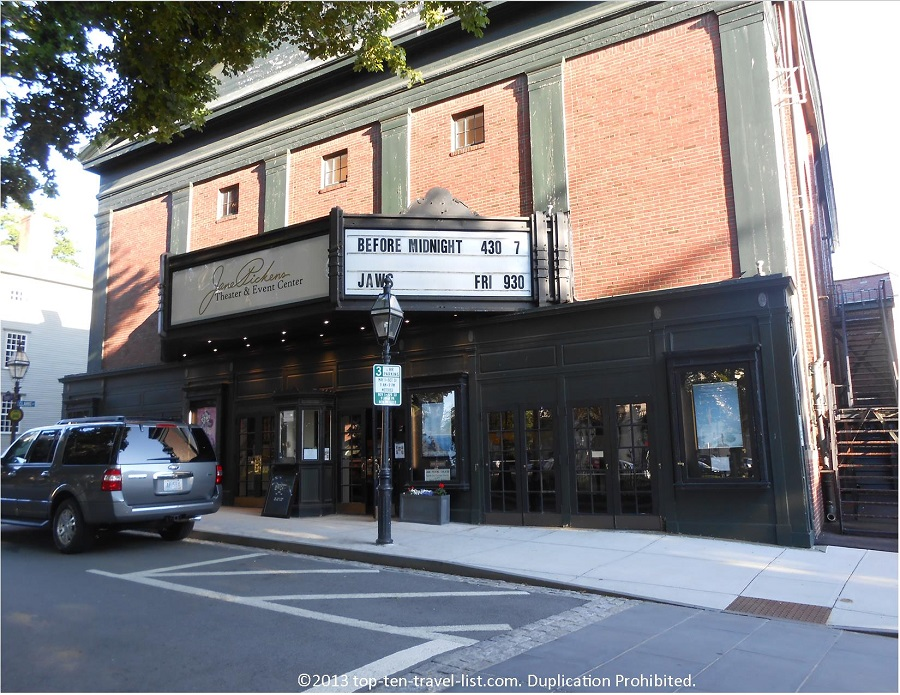 Jane Pickens Theater in Newport, RI