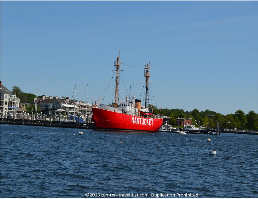 Nantucket boat - Newport, Rhode Island