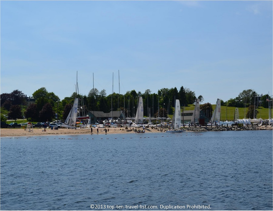 J World Sailing School - America's Top Ranked School - Newport, Rhode Island