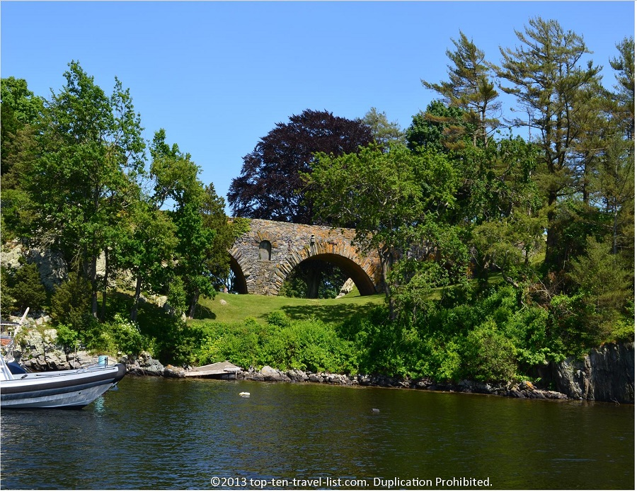 Newport, Rhode Island - beautiful stonewall