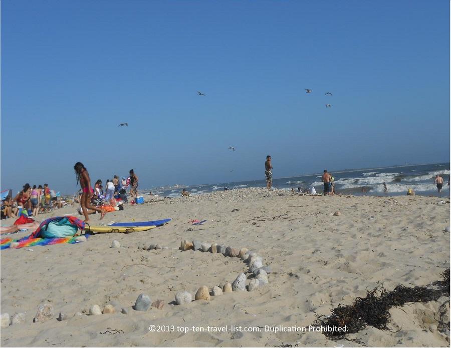 Horseneck Beach sandy views - Westport, MA