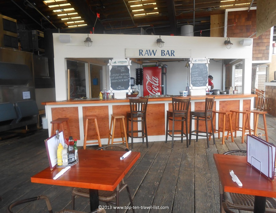Aquidneck Raw Bar - Newport, Rhode Island