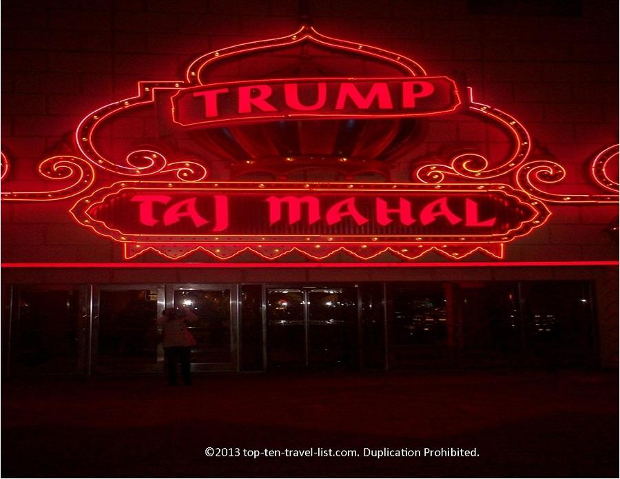 Taj Mahal Atlantic City, New Jersey