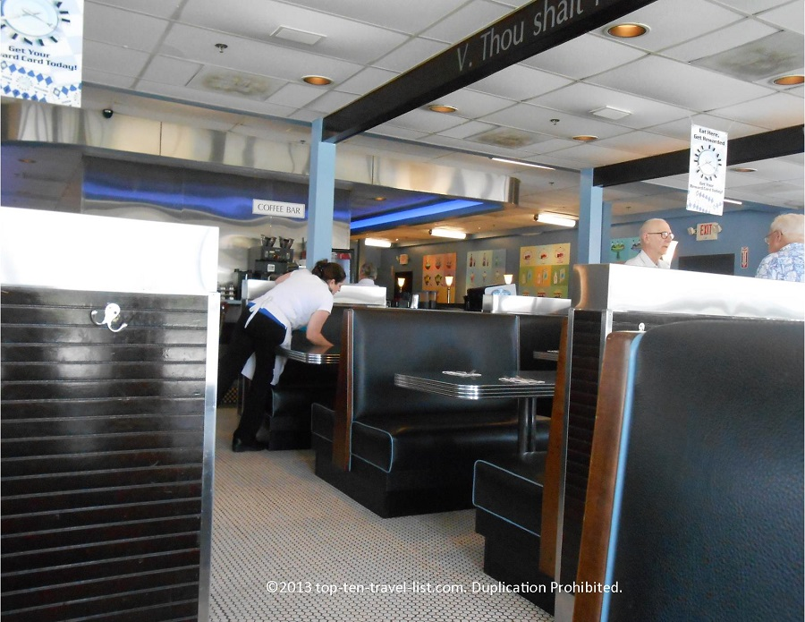 Blue Plate Diner - Middletown, Rhode Island