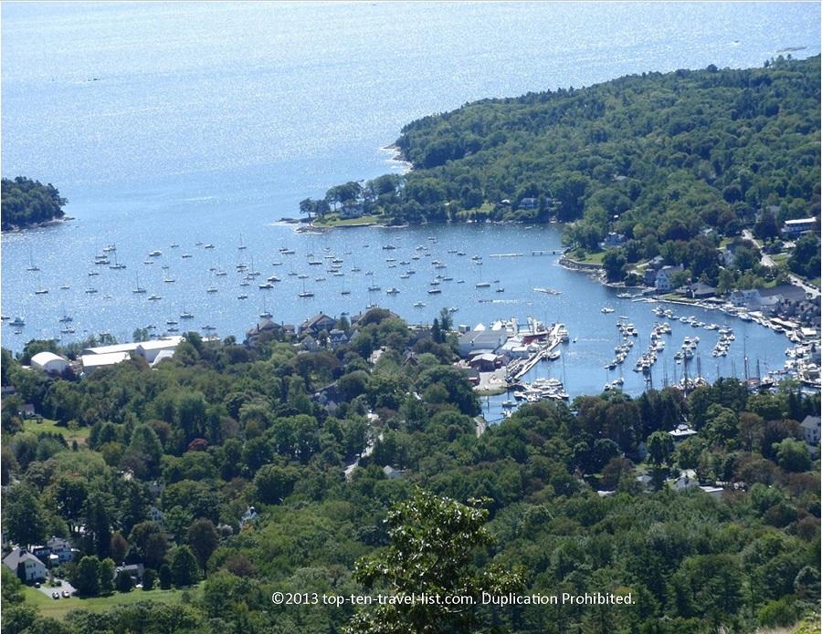Camden Hills State Park - Maine