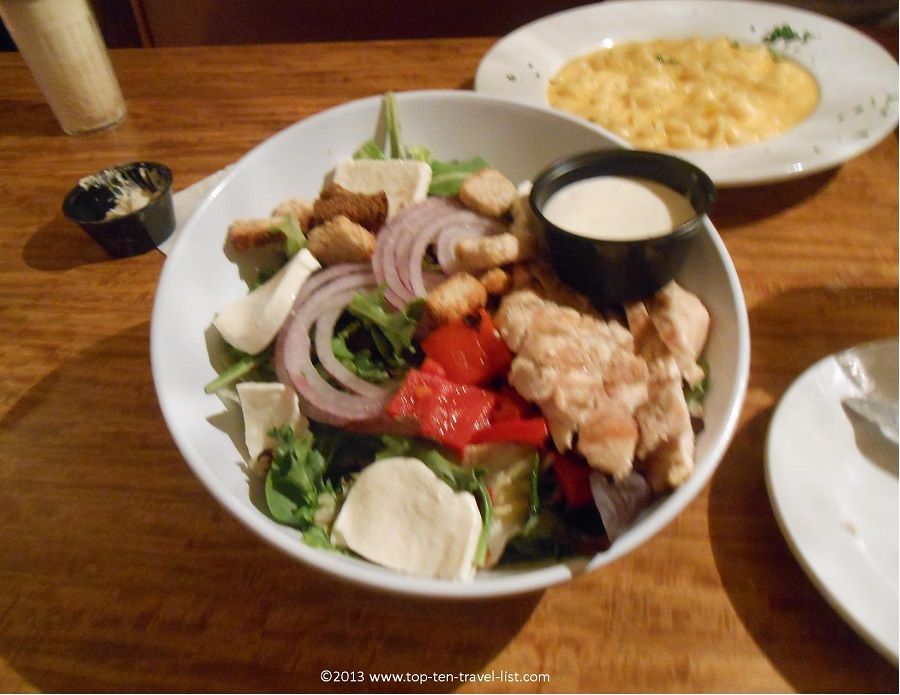 Tuscan Chicken Salad - Fireside Grill- Middleboro, MA