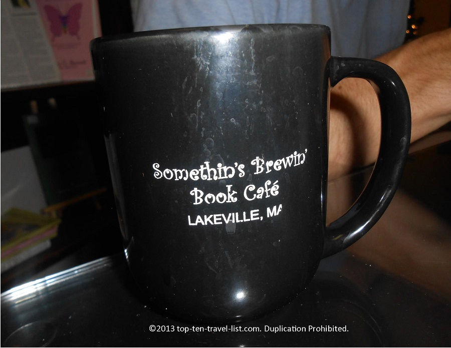 Somethin's Brewin' Coffee Shop - Lakeville, MA
