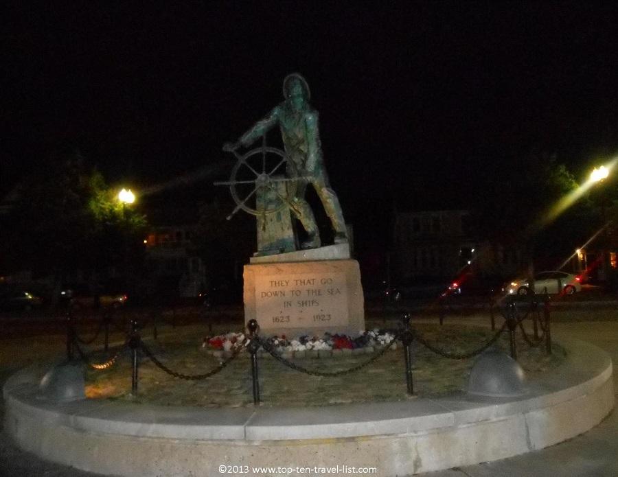 Fisherman's Memorial - Gloucester, Massachusetts