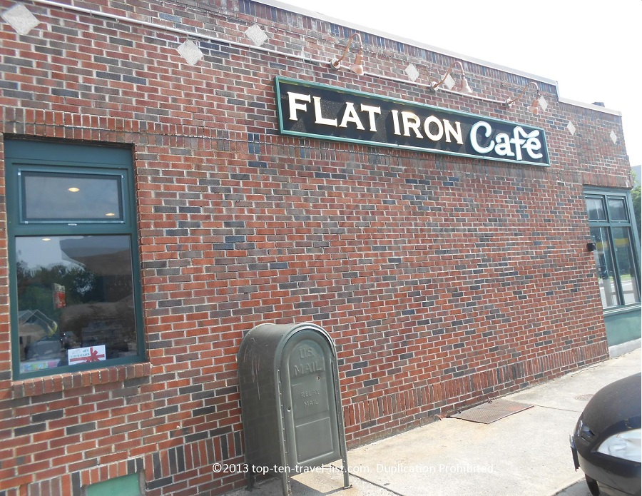 Flat Iron Grille - Middleboro, MA