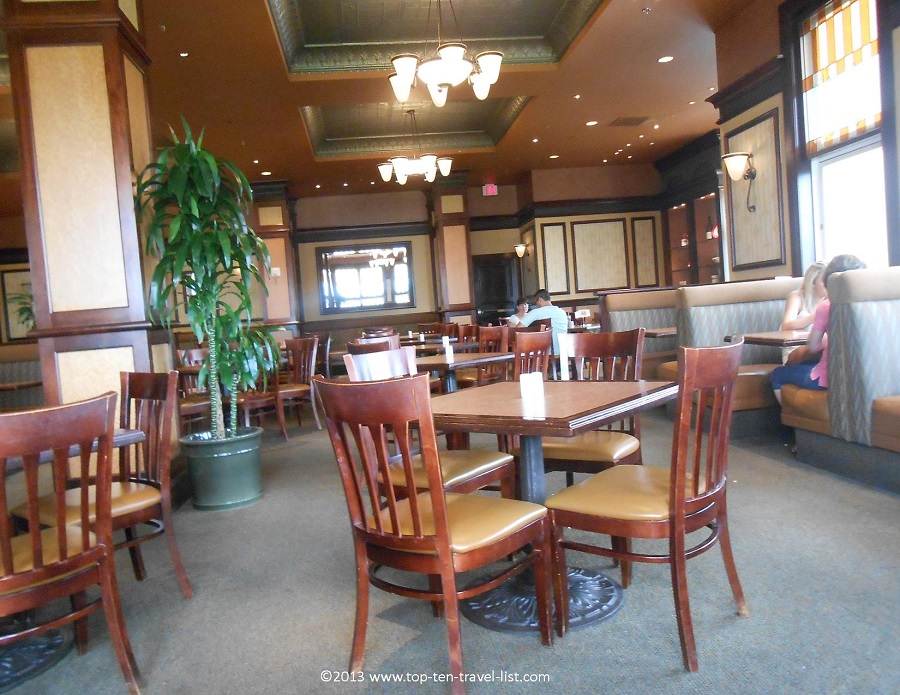 Nordstrom Cafe - Providence Place Mall - Providence, RI