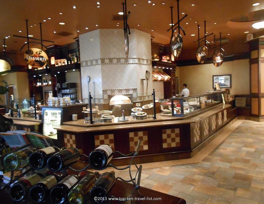 Nordstrom Cafe - Providence, Rhode Island