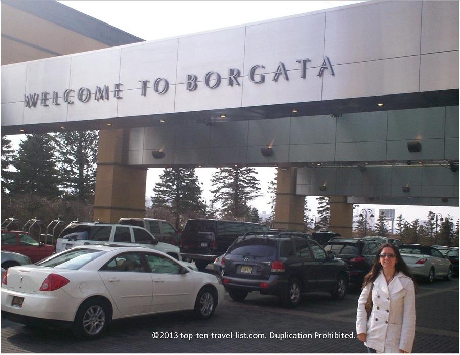 Borgata Casino - Atlantic City, New Jersey
