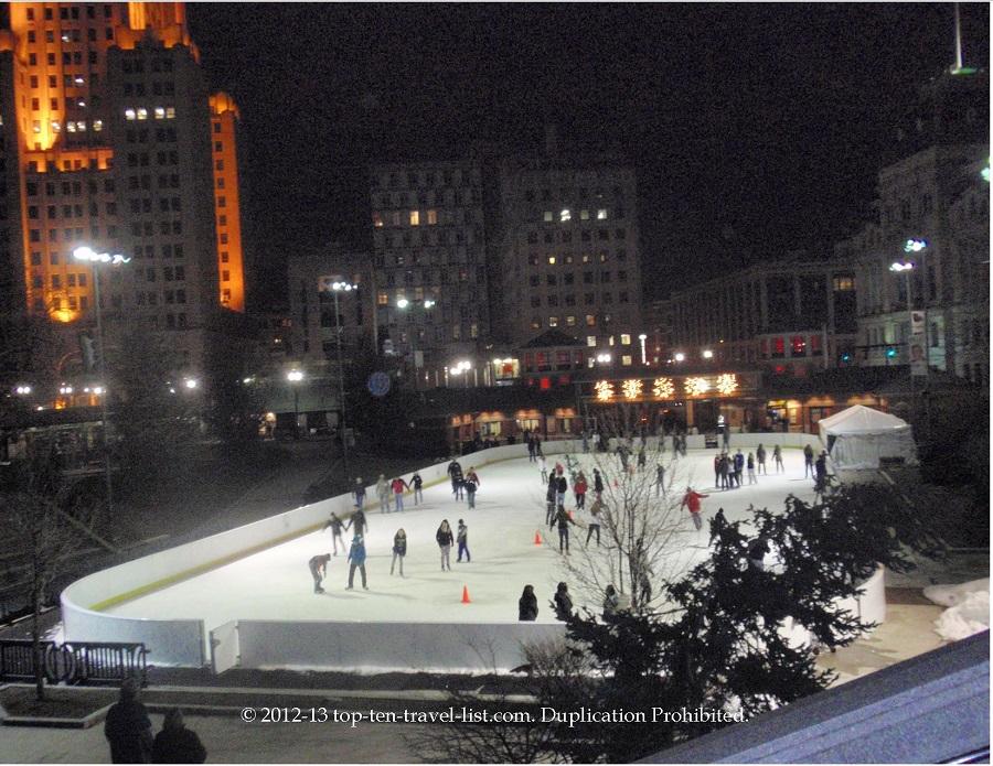 Providence Ice Rink Rhode Island