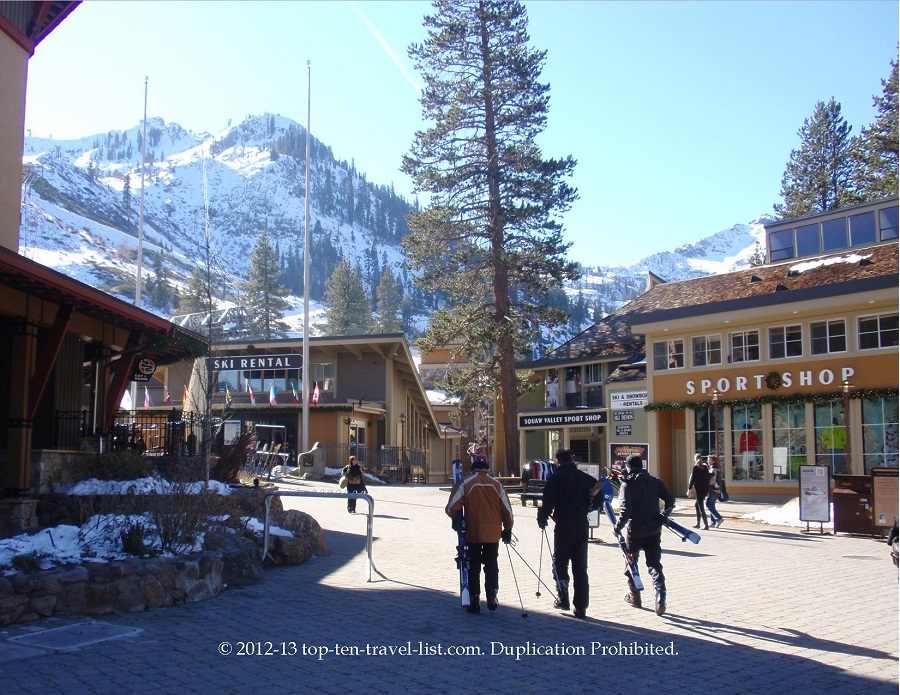 The Village at Squaw Valley - Lake Tahoe